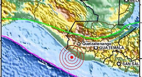Terremoto in Guatemala: da una prima stima, sono almeno 48 le vittime